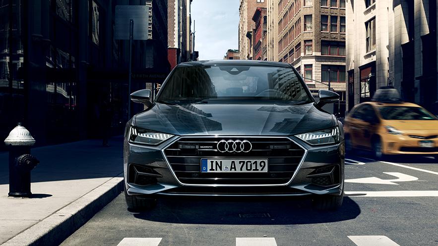 Audi Firmenleasing
